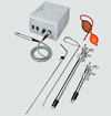 Sigmoidoscope Proctoscope Kit RD 7000